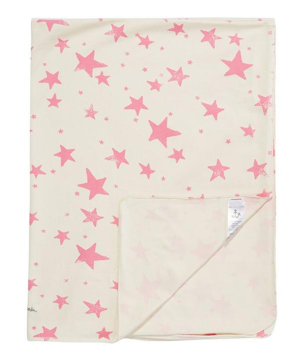 Gifts for babies liberty london star print blanket negle Images