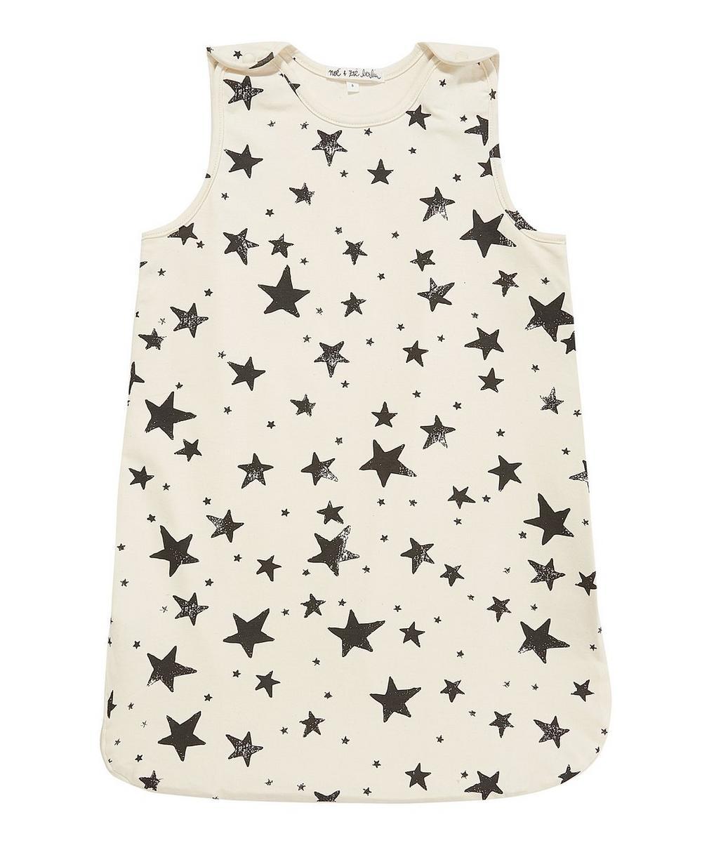 Star Print Sleeping Bag