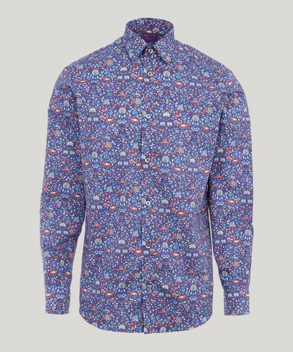 Imran Men's Tana Lawn Cotton Shirt