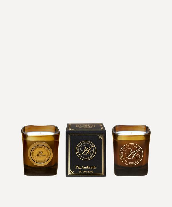 The Perfumer's Story by Azzi - Fig Ambrette Candle