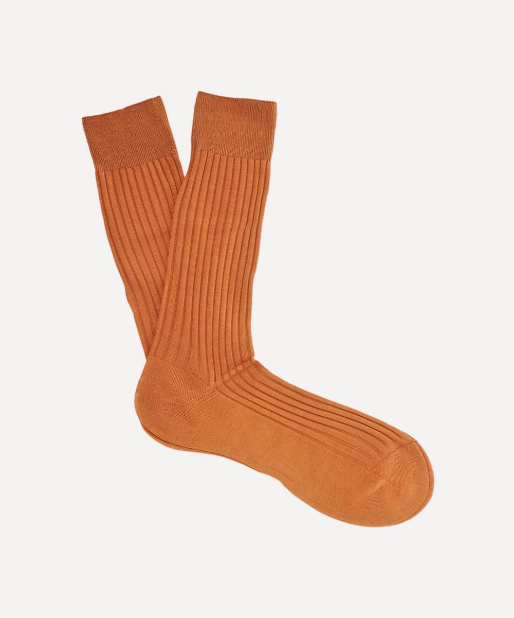Danvers Ribbed Socks