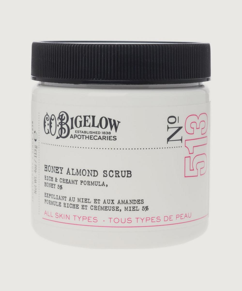 Honey Almond Scrub 113g