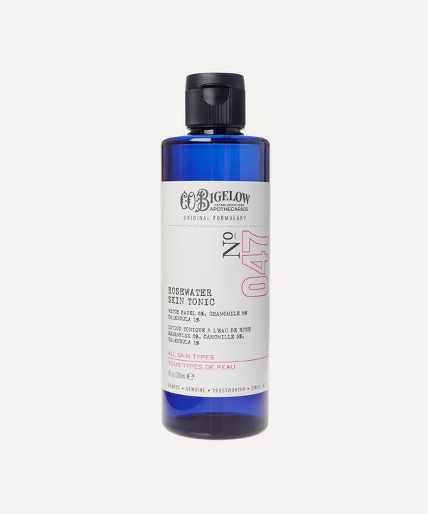 C.O. Bigelow - Rosewater Skin Tonic No.047 236ml