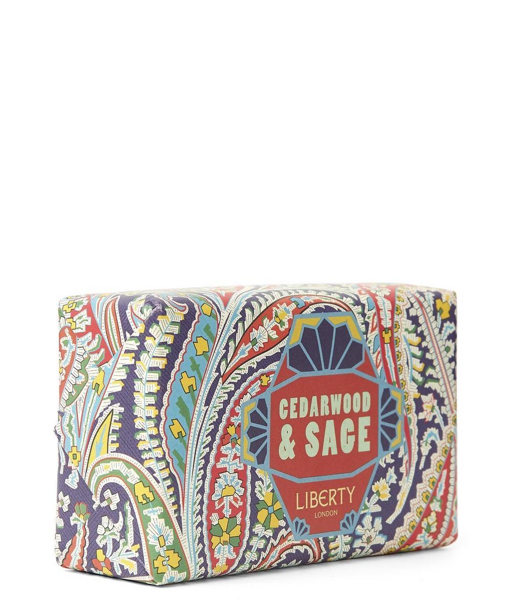 Cedarwood and Sage Soap
