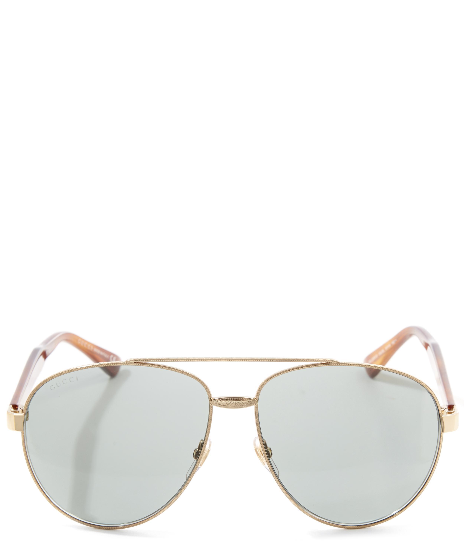 41e839c67 Acetate Arm Aviator Sunglasses | Liberty London