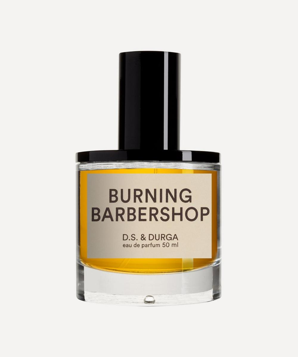 D.S. & Durga - Burning Barbershop Eau de Parfum 50ml