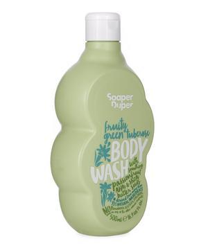 Fruity Green Tuberose Body Wash 500ml