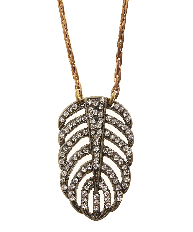 995483e52b1700 Lulu Frost Drift Pendant Necklace | Liberty London