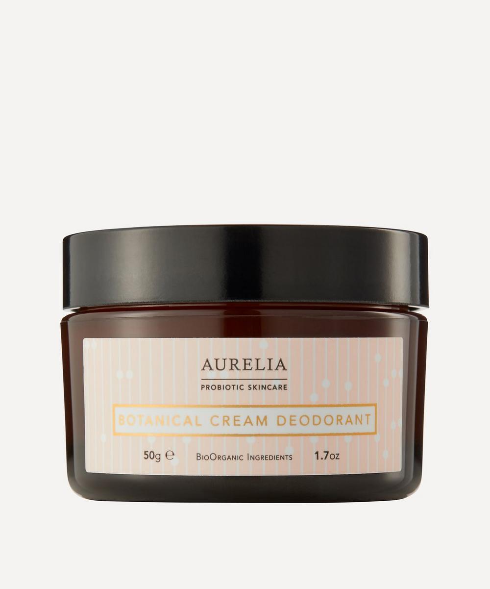 Aurelia Probiotic Skincare - Botanical Cream Deodorant 50g