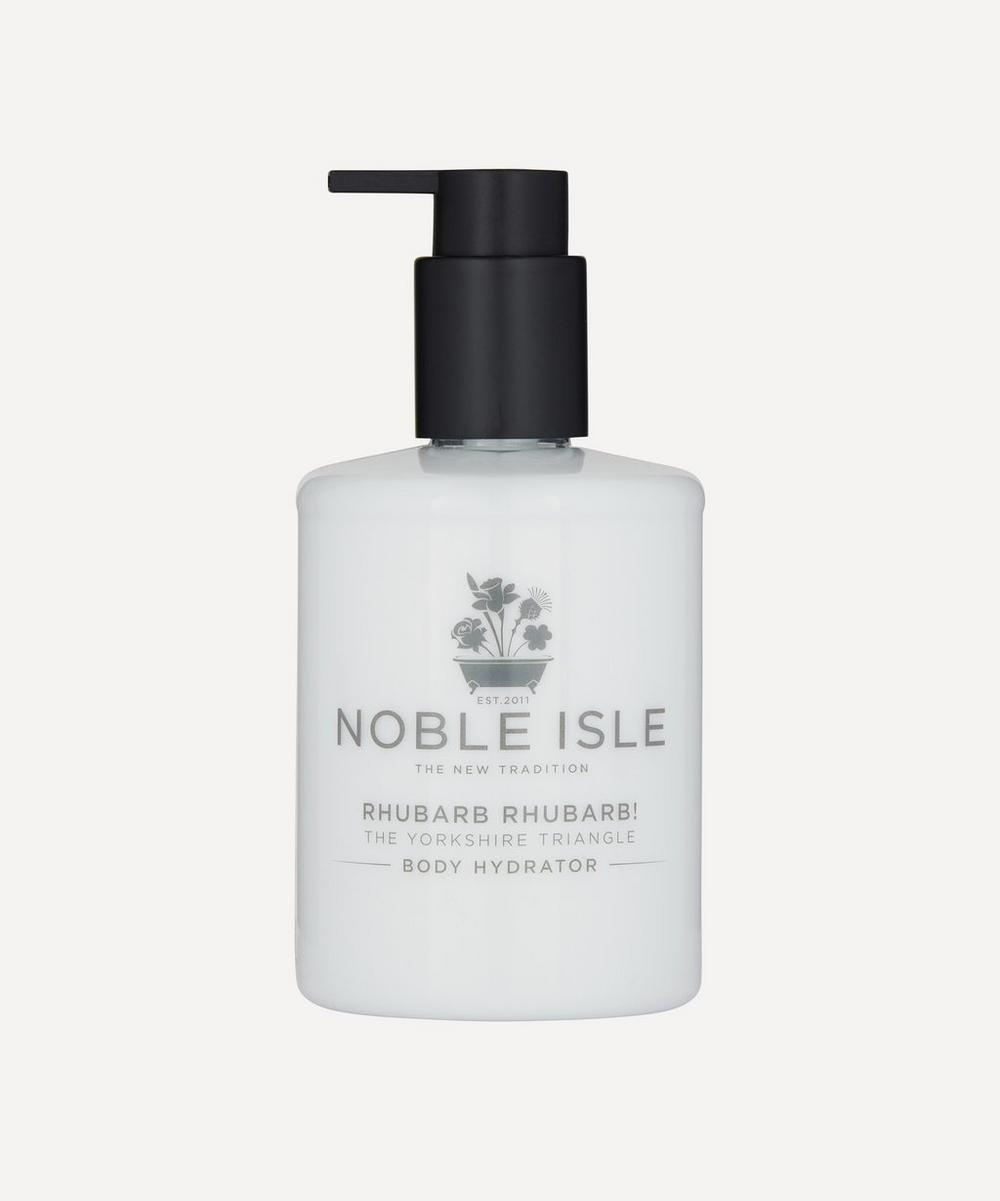 Noble Isle - Rhubarb Rhubarb! Body Hydrator 250ml