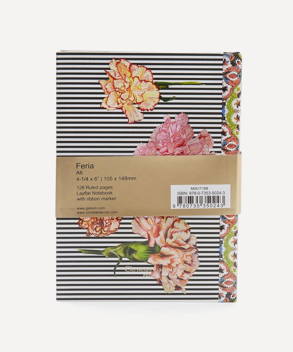 Feria A6 Softcover Notebook