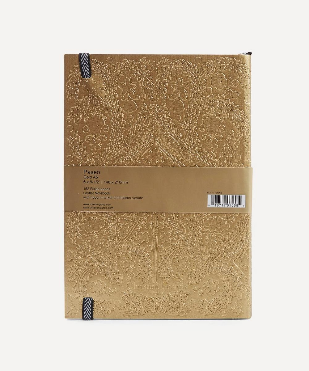 A5 Paseo Notebook