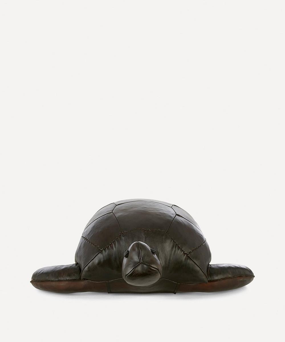 Medium Leather Galápagos Turtle