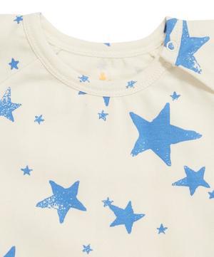 Short Sleeve Star Print Bodysuit 0-24 Months