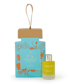 Aromatherapy Associates My Treat Revive Morning Bath & Shower Oil Miniature 9ml