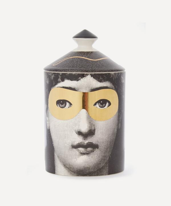 Fornasetti - Golden Burlesque Otto Scented Candle 300g