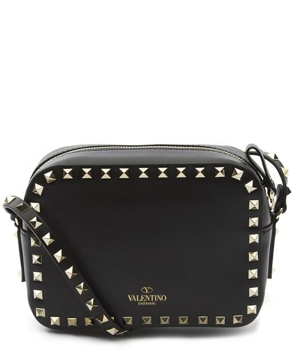 Rockstud Camera Cross Body Bag