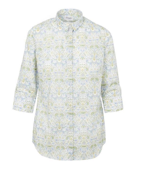 fae8576b5 Women's Print Shirts & Blouses | Liberty London