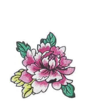 Embroidered Flower 1 Sticker Patch