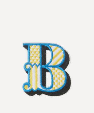 Embroidered Sticker Patch in B