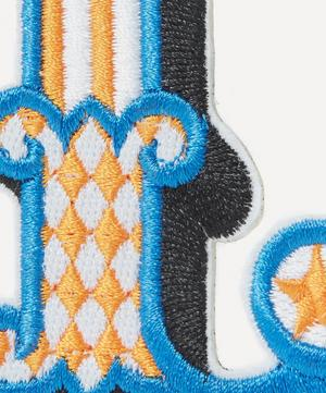 Embroidered Sticker Patch in L