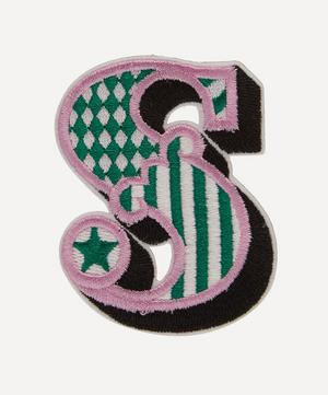 Embroidered Sticker Patch in S