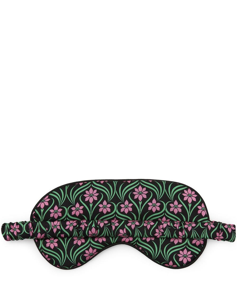 Jasmine Silk Eye Mask