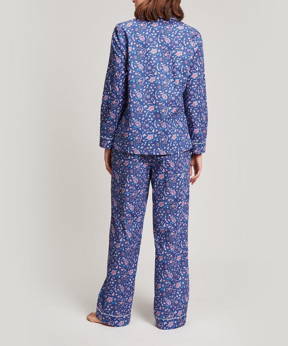 Garden Gates Cotton Pyjama Set