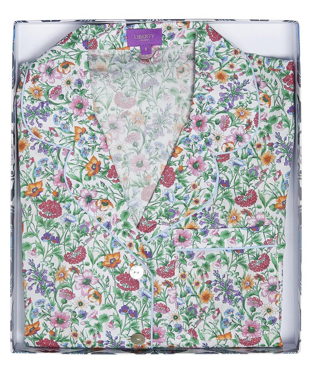 Rachel Long Cotton Pyjama Set