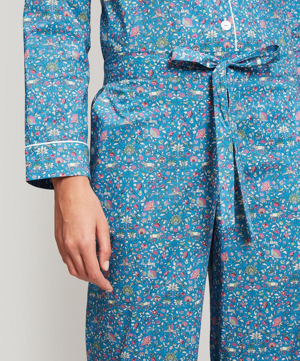 lmran Long Cotton Pyjama Set