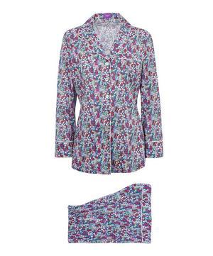 Emily Jane Short Cotton Pyjama Set