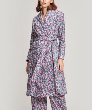 Emily Jane Long Cotton Robe
