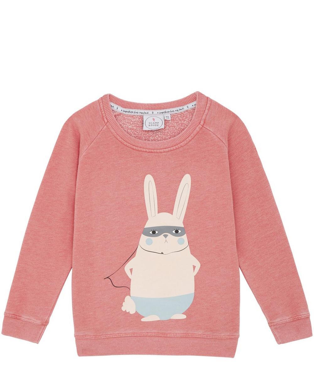 Bunny Super Soft Sweatshirt