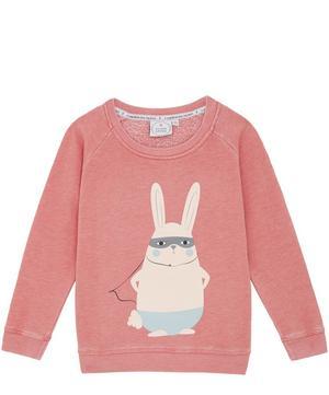Bunny Super Soft Sweatshirt 1-8 Years
