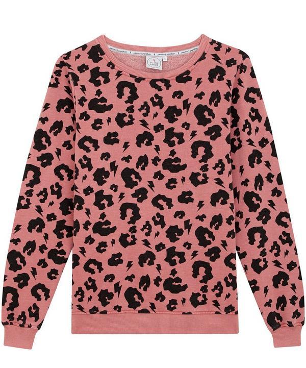fd8e0e48c8 Leopard Print Slouchy Sweater XS-XL ...