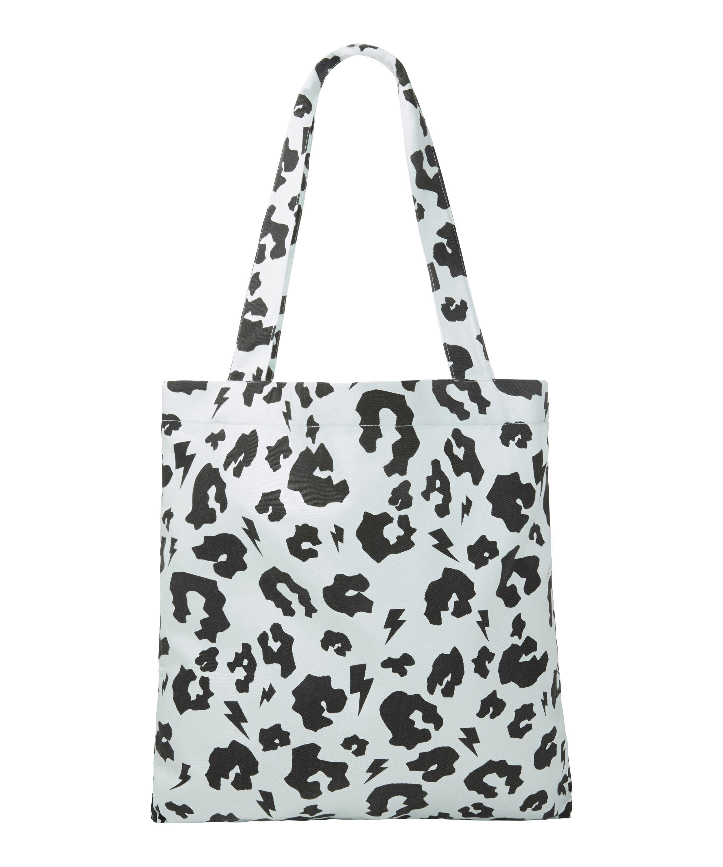 de9833958dca Leopard Print Canvas Tote Bag   Liberty London