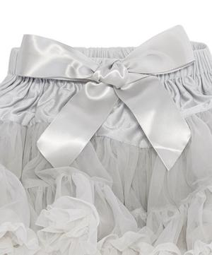 Pale Grey Tutu Skirt 0-2 Years