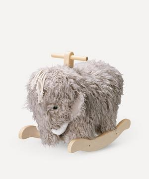 Woolly Mammoth Rocker