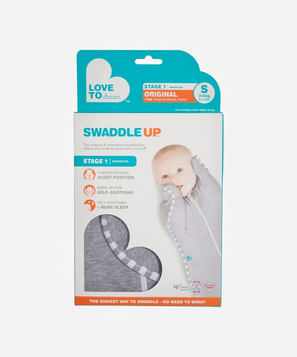 Swaddle Up Cotton Blend Swaddle