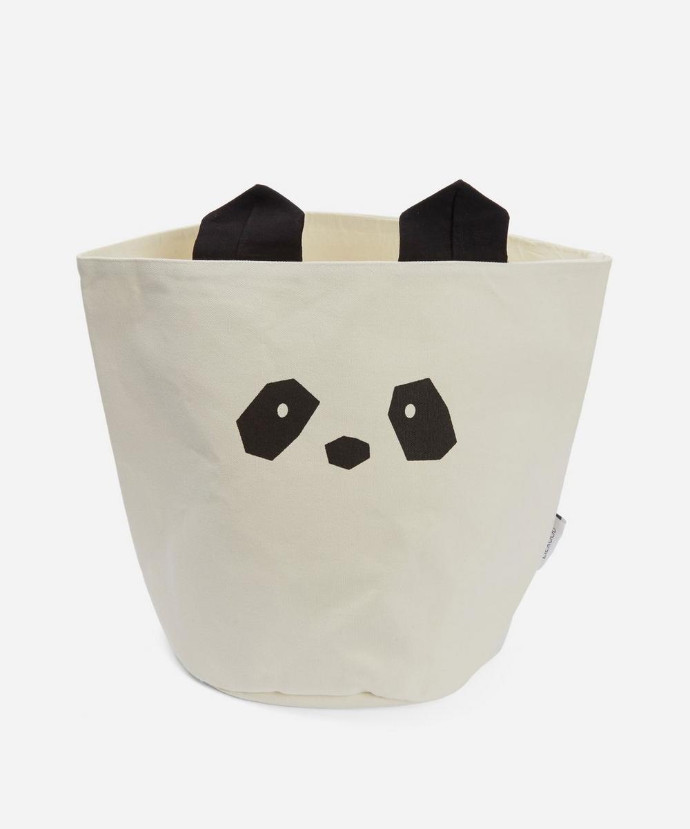 Panda Fabric Basket