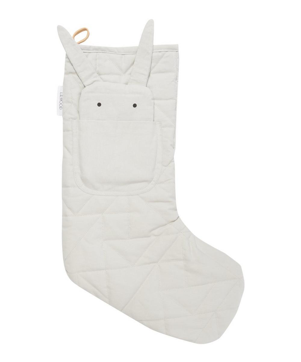 Rabbit Christmas Sock