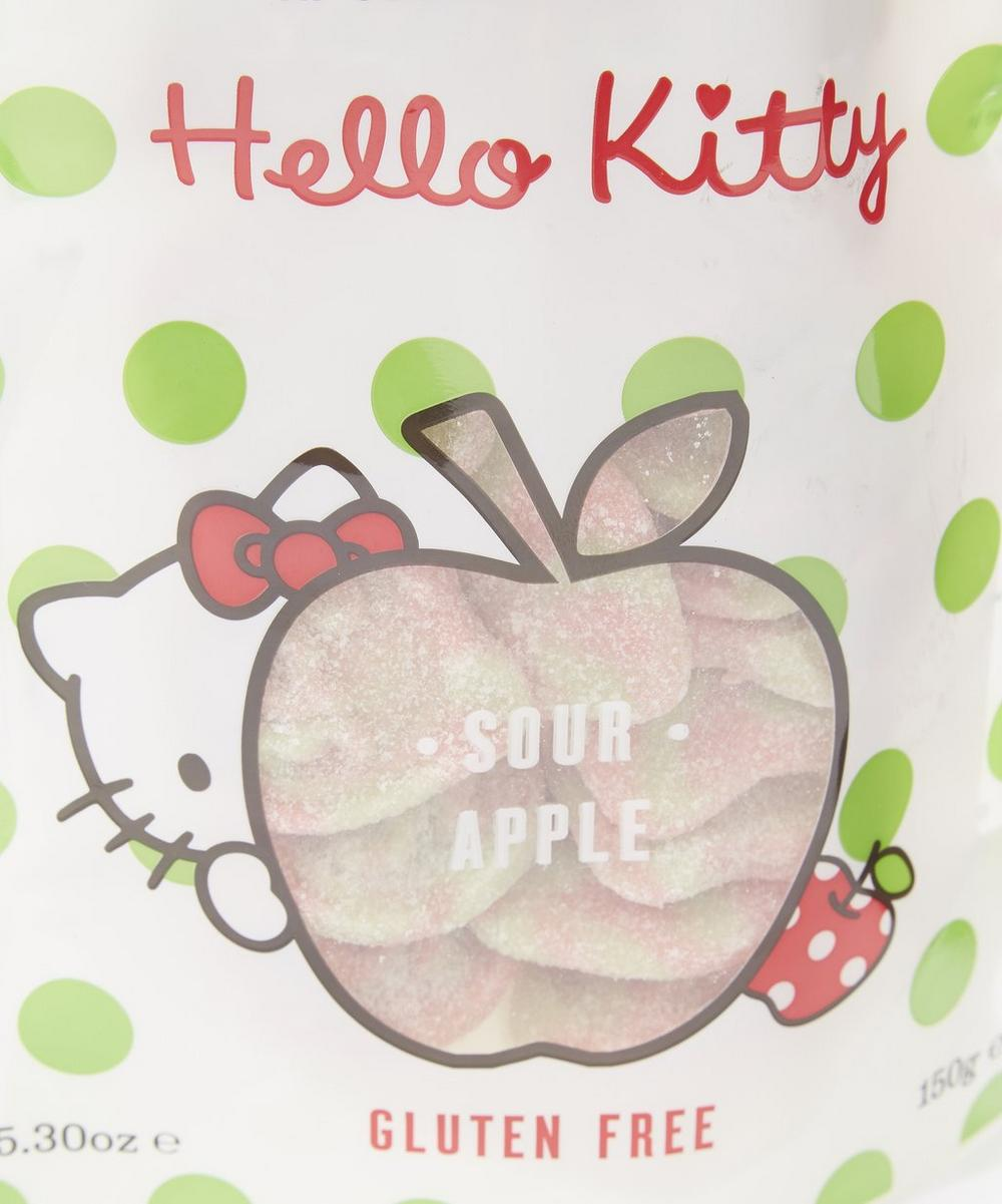 Hello Kitty Sour Apple Gourmet Sweets | Liberty London