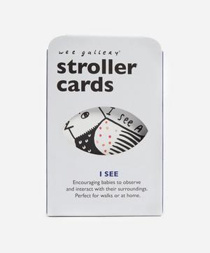 I See Stroller Cards
