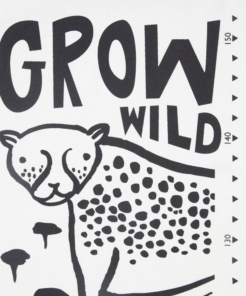 Safari Canvas Growth Chart Liberty London