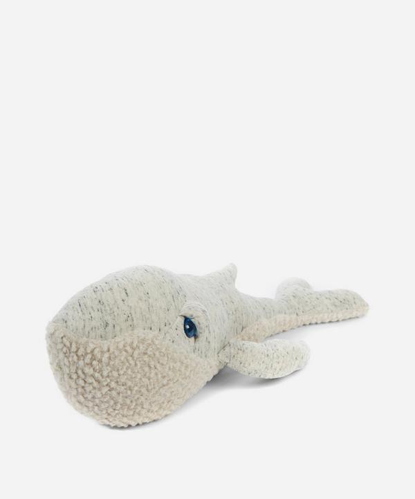 Big Stuffed - Small Whale