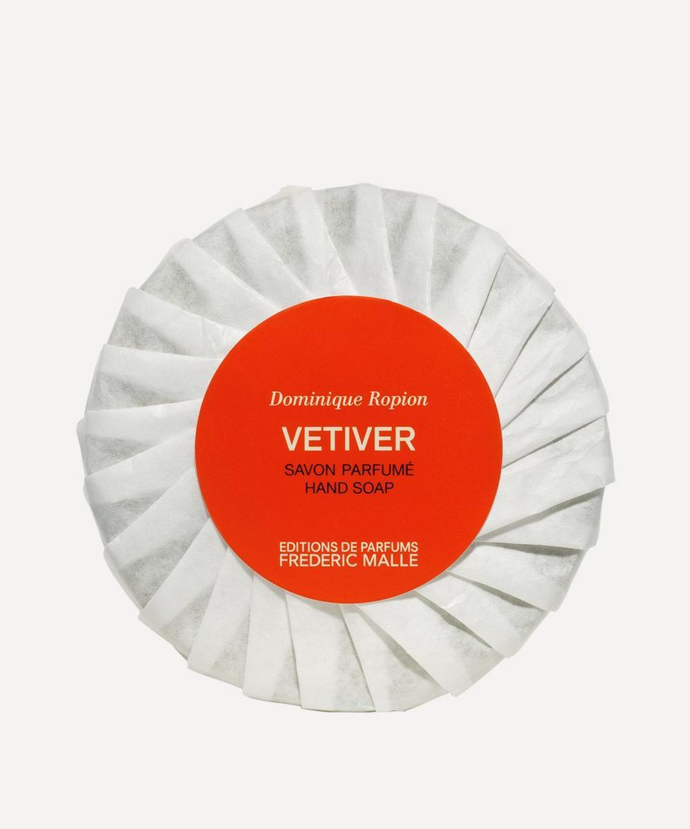 Vetiver Hand Soap 100g