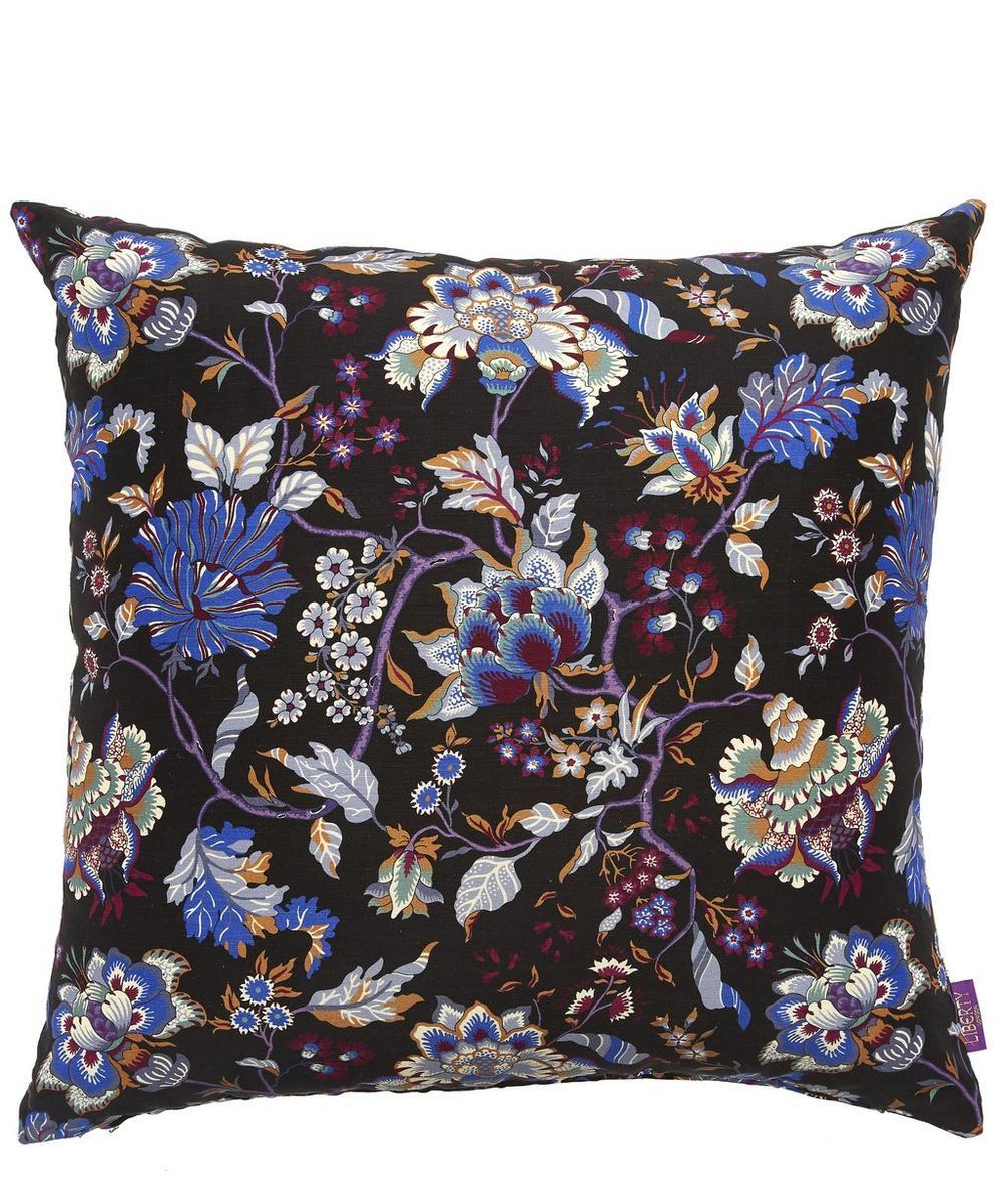 Liberty - Christelle Silk and Linen Cushion
