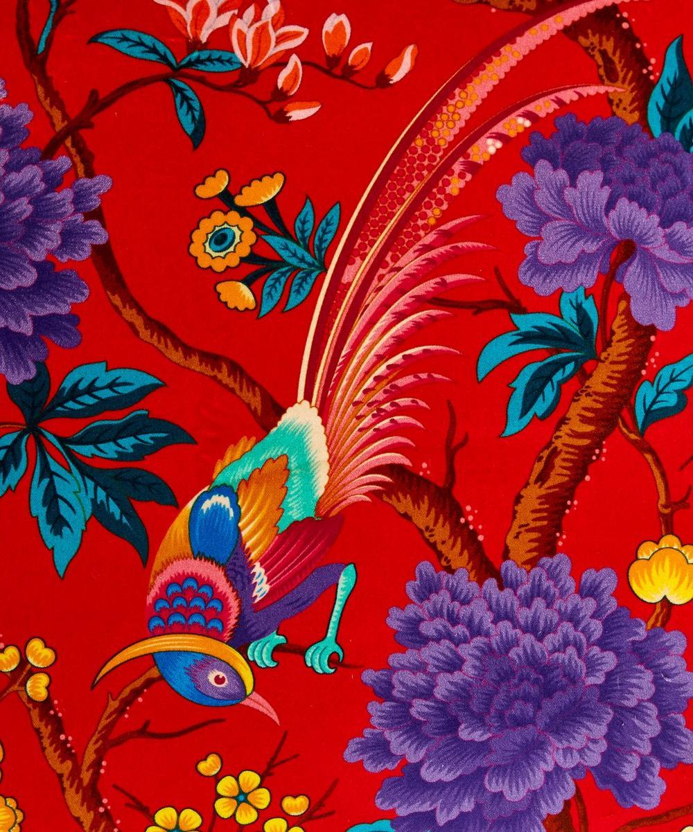 Elysian Paradise Velvet Cushion