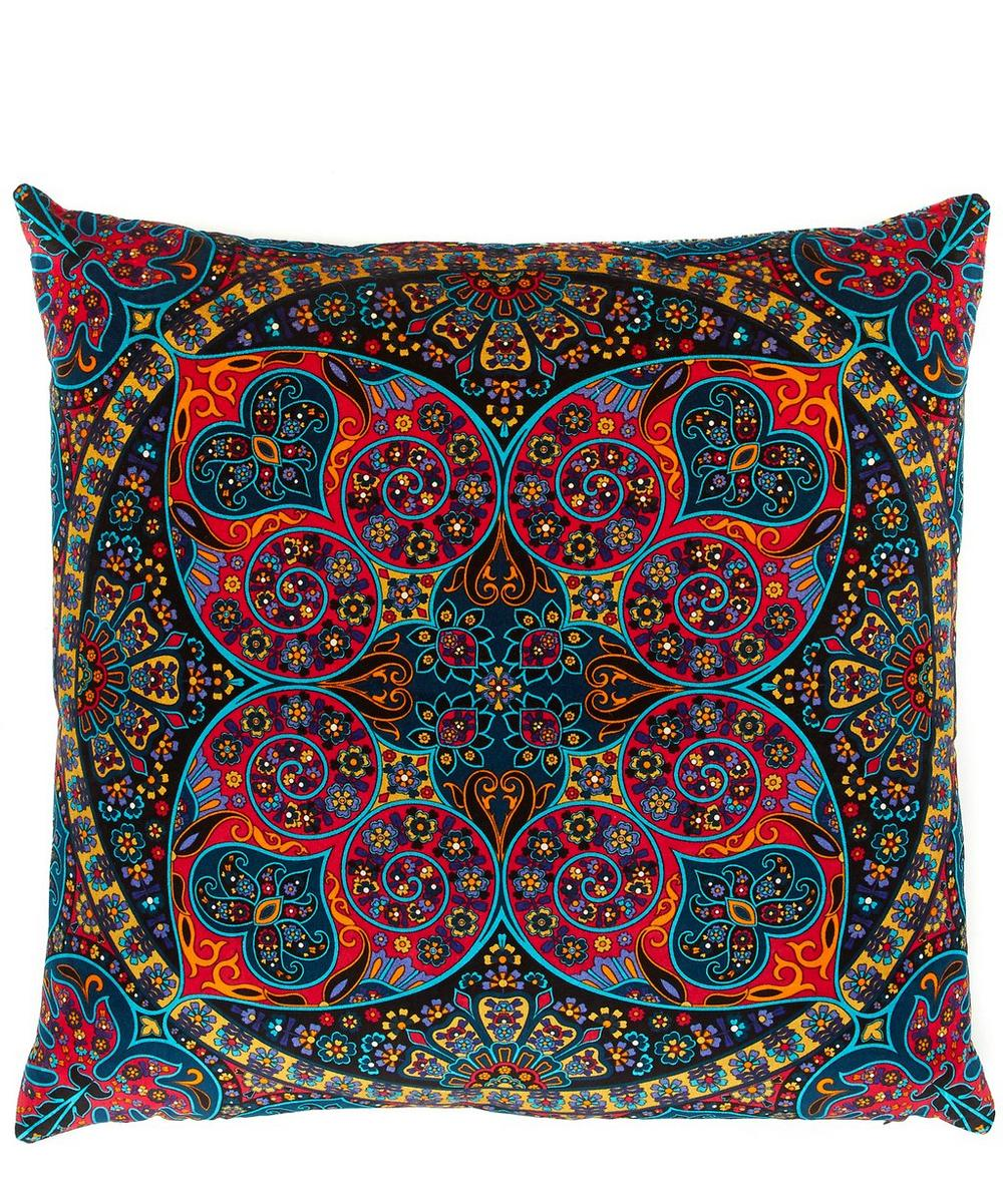 Aurora Velvet Cushion