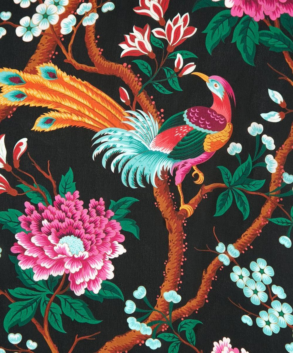 Elysian Paradise 65 x 200 Silk Scarf